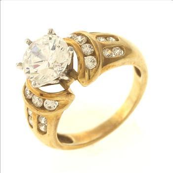 5.3 Gram 14kt Gold Ring