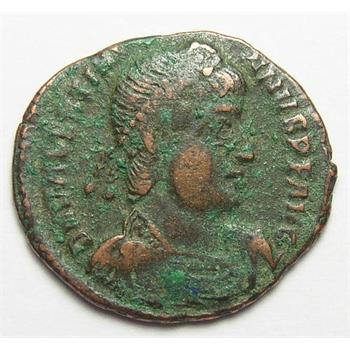 Better Grade, Genuine Ancient Roman Coin - Valentinian I - AD 364-375