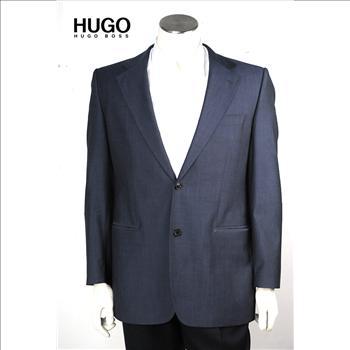 Men's Hugo Boss Designer Jacket - Size 42 - $599.00 Retail