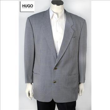 Men's Hugo Boss Designer Jacket - Size 44 - $499.00 Retail