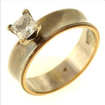 3 8 gram 14kt gold ring property room