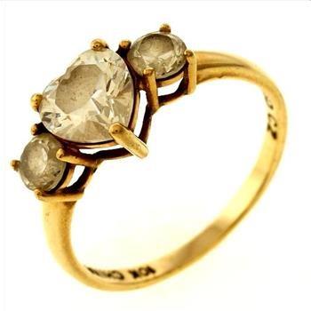 2 1 gram 10kt gold ring property room