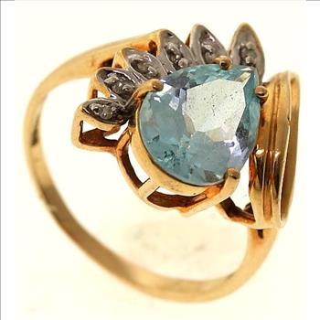 3 5 gram 14kt gold ring property room