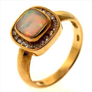 3 6 gram 14kt gold ring property room