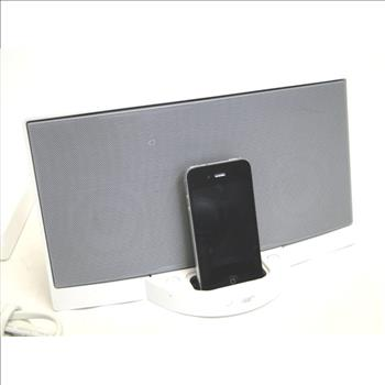 bose iphone dock station property room blog. Black Bedroom Furniture Sets. Home Design Ideas