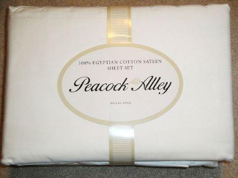 Peacock Alley Egyptian Cotton Sheet Set