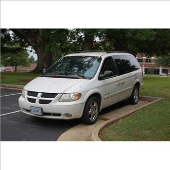 2001 Dodge Caravan ES