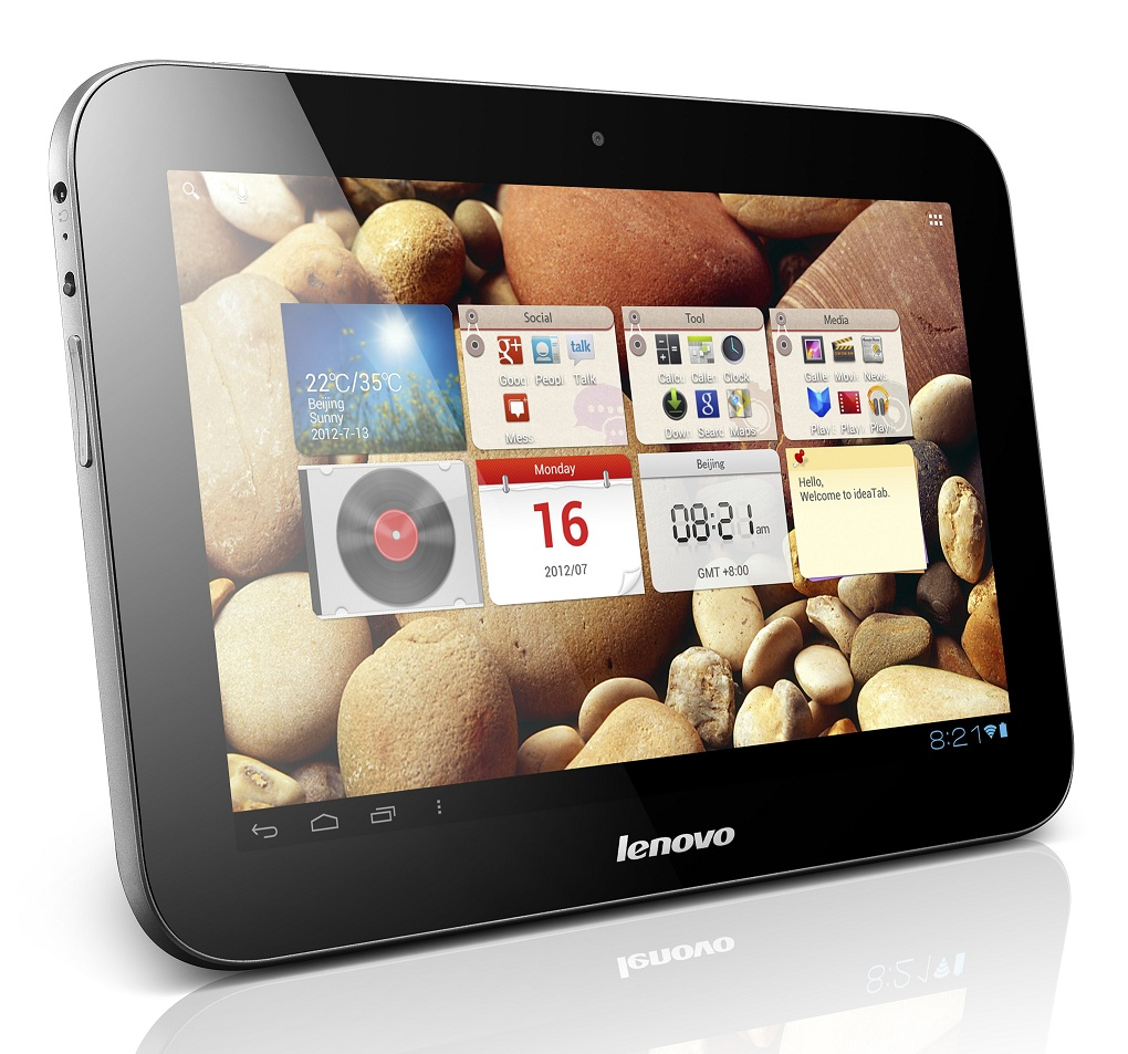 "Lenovo IdeaTab A2107A 7"" HD Android Tablet (Refurbished)"