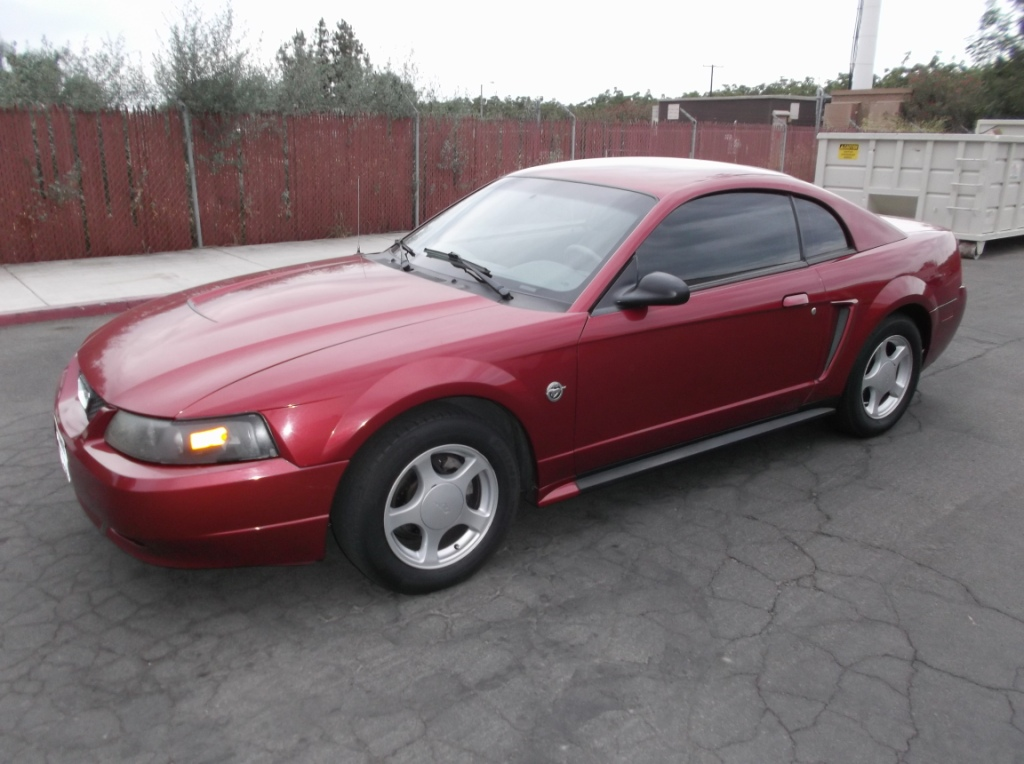 2004 ford mustang 40th anniversary edition valued at 3 117 property room blog. Black Bedroom Furniture Sets. Home Design Ideas