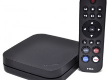 D-Link MovieNite Full HD Internet Streaming Box with Netflix, VUDO, YouTube and More