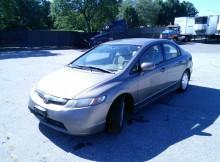 2006 Honda Civic Hybrid, Valued at $5,951