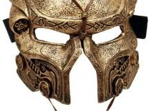Alien Warrior Movie Mask