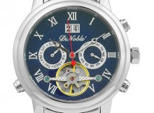 DiNoble Stainless Steel Automatic Watch, Retail $895