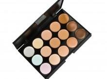 15 Colors Contour Face Cream Makeup Concealer Palette