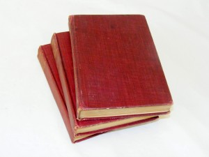 3 - 1900 Charles Dickens Books