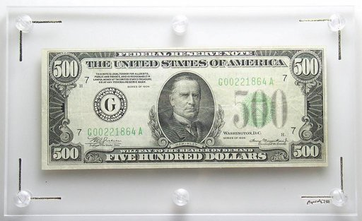 What can you buy with a $500 Bill? - Property Room Blog
