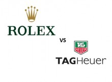 Rolex vs Tag Heuer