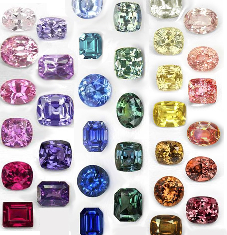 All About Sapphires A Precious Stone