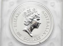 100 Dollar Australian Coin