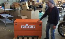 Ridgid Job Box